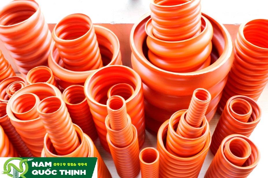 Ống nhựa xoắn HDPE chất lượng giá rẻ